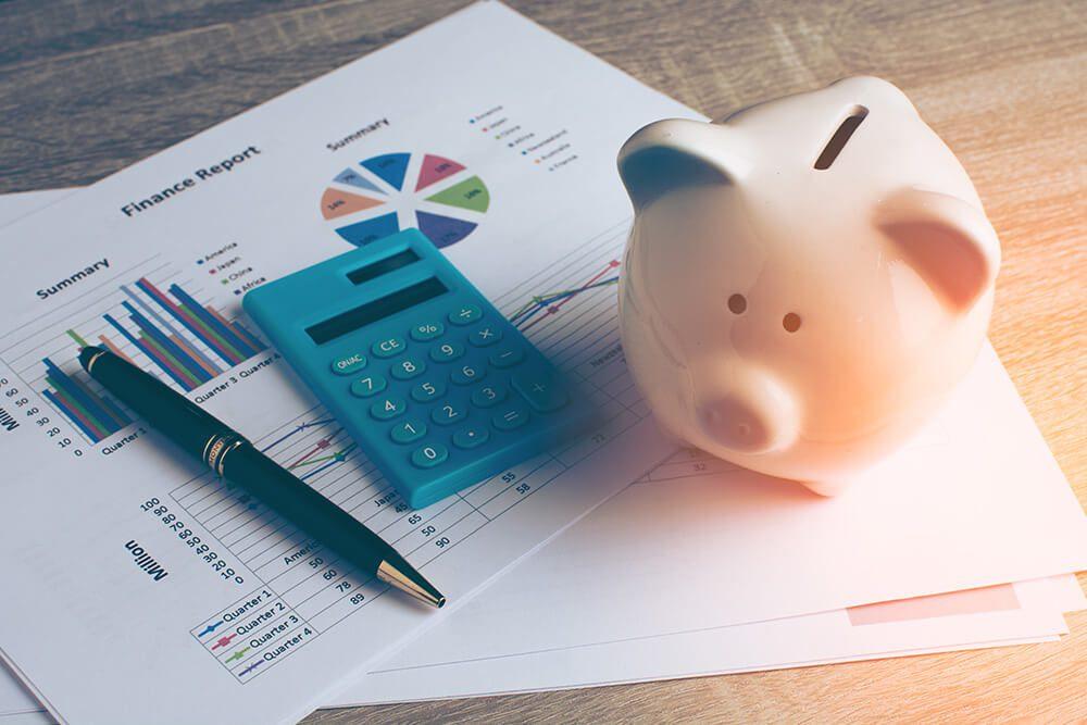 Finance savings and calculations